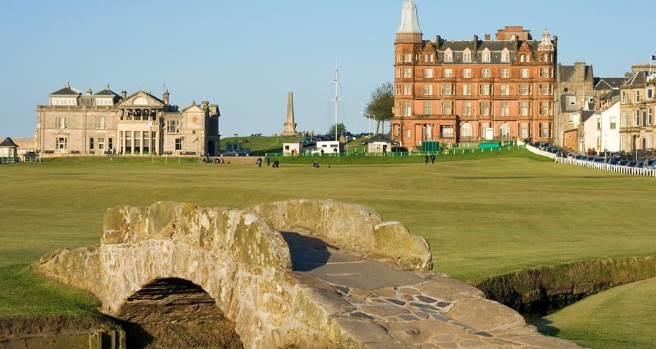 St Andrews Caravan Site Old Course